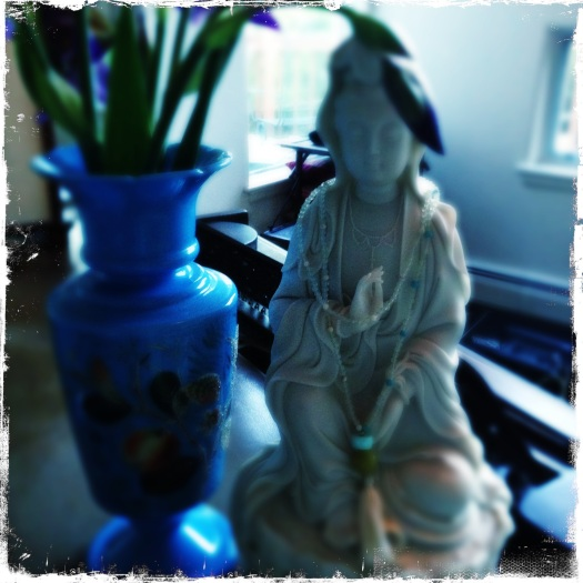 Kwan Yin - Goddess of Compassion and Mercy