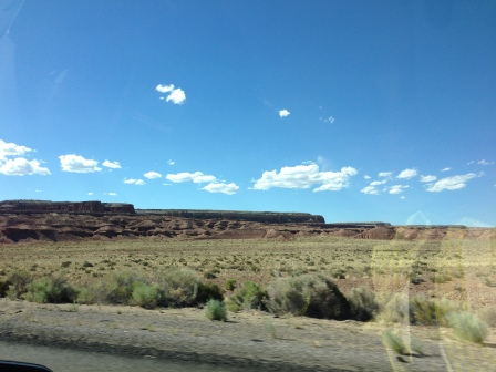Big Sky (somewhere in Utah)