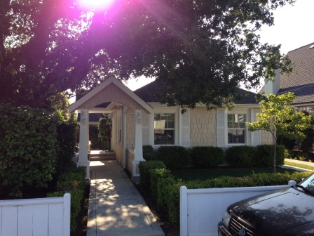 Home Sweet Home in Santa Cruz
