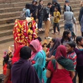 Honoring Durga