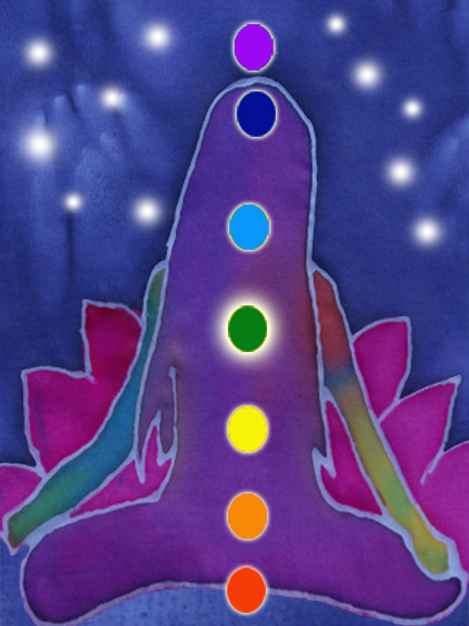 4th Chakra activated
